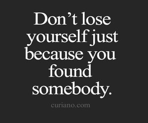 quotes, lose, and yourself image
