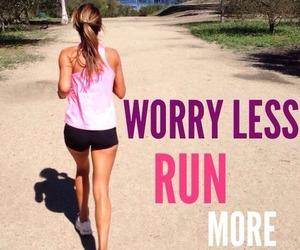 motivation, run, and workout image