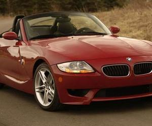 bmw, car, and red image