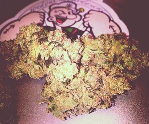 kush, weed, and smoke image