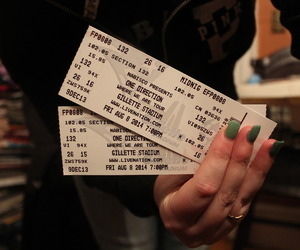 i want, photography, and 1d tickets image