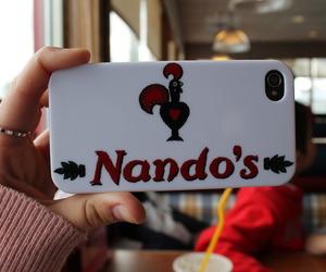 photography and nando's image