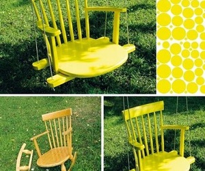 diy, tutorial, and chair image
