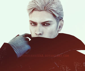 video games, devil may cry, and dmc image
