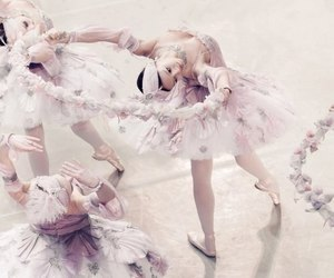 dance and pink image
