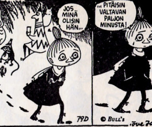 moomins, tove jansson, and muumit image