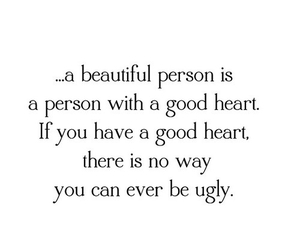 quotes, beautiful, and heart image
