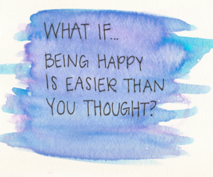 quote, happy, and what if image