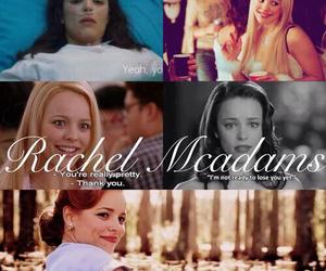 rachel mcadams, mean girls, and actress image