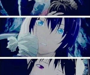 hiyori, yato, and episode 12 image