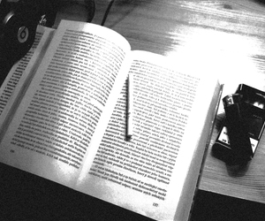 beats, book, and cigarettes image