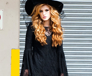bella thorne and witch image