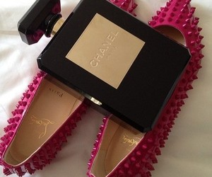 chanel and flats image