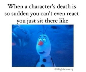 book, funny, and frozen image