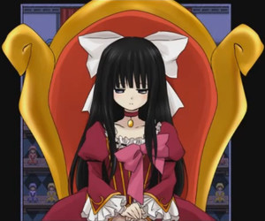 doll, aya, and mad father image
