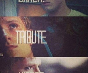 baker, tribute, and the hunger games image