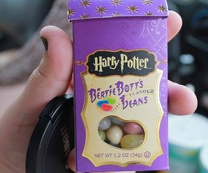 harry potter and beans image