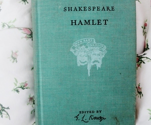 reading, shakespeare, and book image