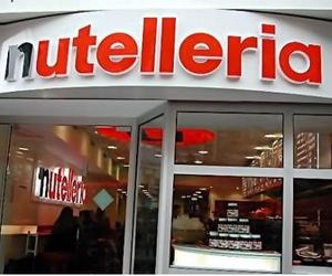 nutella, nutelleria, and chocolate image