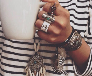 rings, bracelet, and jewelry image