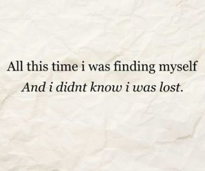 quote, lost, and avicii image