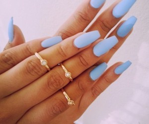beauty, cute, and blue image