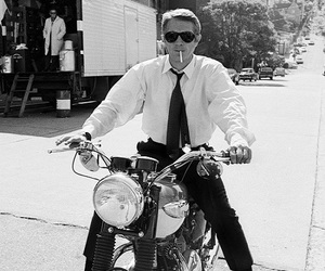 vintage and steve mcqueen image