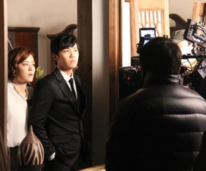 backstage, yang jin sung, and bride of the century image