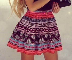 fashion and skirt image