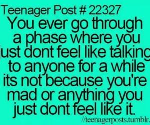 teenager post and talking image