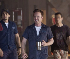 aaron paul, need for speed, and tobey marshall image