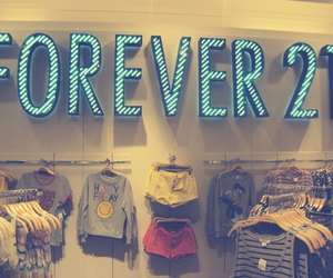 forever 21, clothes, and forever image