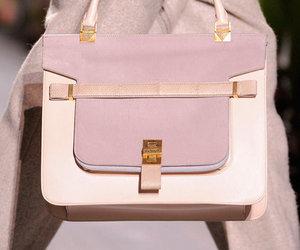 handbag, light, and pastel image