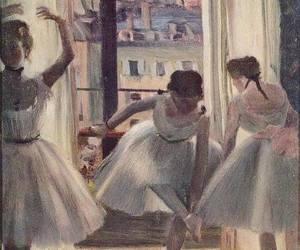 ballet, art, and dance image