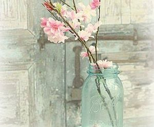 flowers, floral, and pastel image