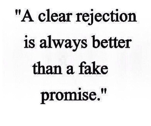 quotes, fake, and promise image