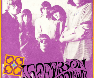 60's, grace slick, and jefferson airplane image