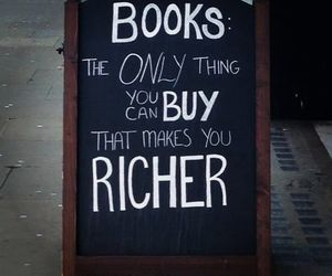 book, quote, and buy image