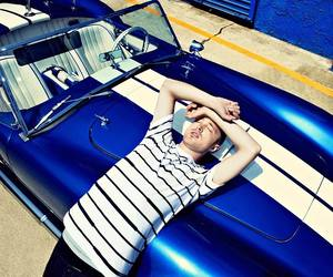 car, aaron paul, and need for speed image