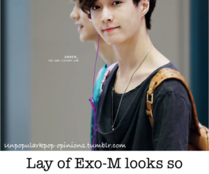 chinese, exo, and handsome image