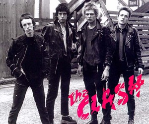 the clash, punk, and band image
