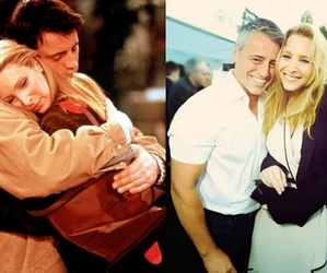 crying, Matt LeBlanc, and phoebe buffay image