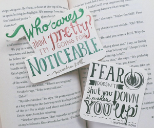 divergent, fear, and pretty image