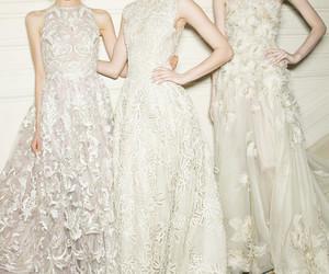 Valentino, dress, and model image