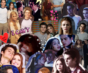 stydia, teen wolf, and dylan image