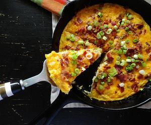 bacon, potato, and cheese image