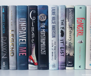 book, fangirl, and read image