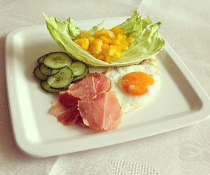 cucumber, food, and breakfast image