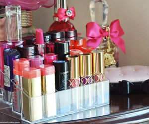 fashion, makeup, and organize image