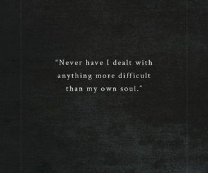 quotes, soul, and sad image